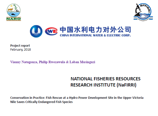 report pic fish res